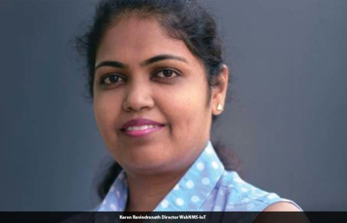 Karen-Ravindranath-Director-WebNMS-IoT