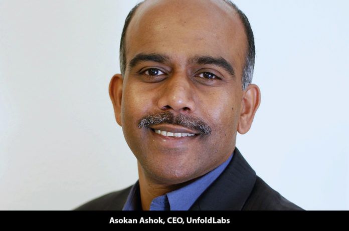 Asokan Ashok, CEO, UnfoldLabs