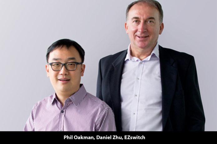 Phil Oakman, Daniel Zhu, EZswitch